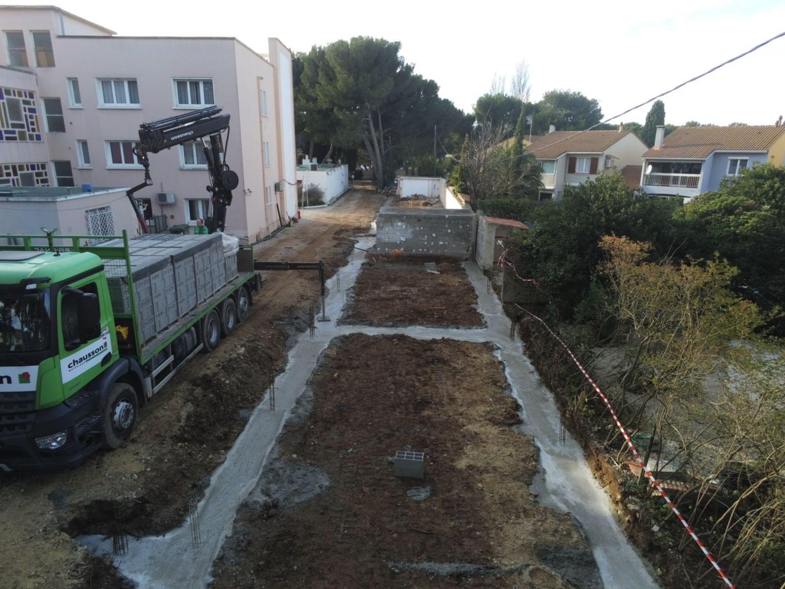 Entreprise De Maçonnerie Aix En Provence construction d'hôtel à istres près de salon | maçonnerie cel
