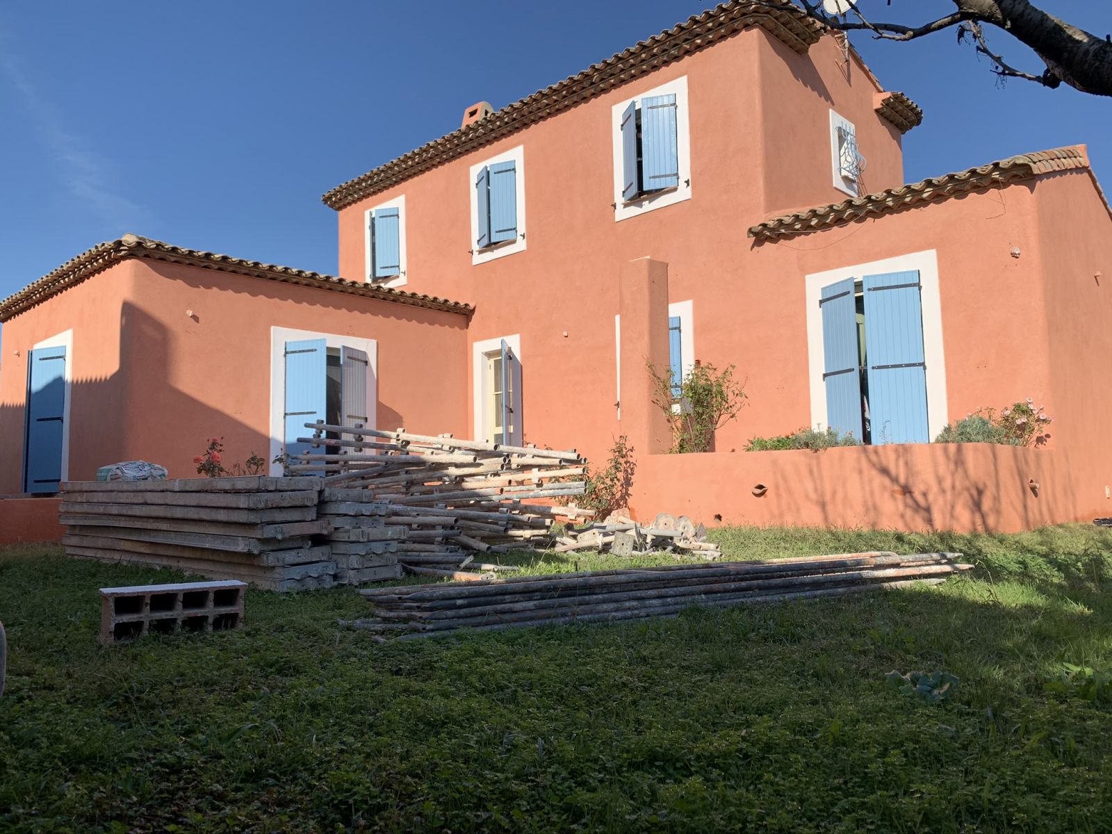 Ravalement de façade Salon de Provence