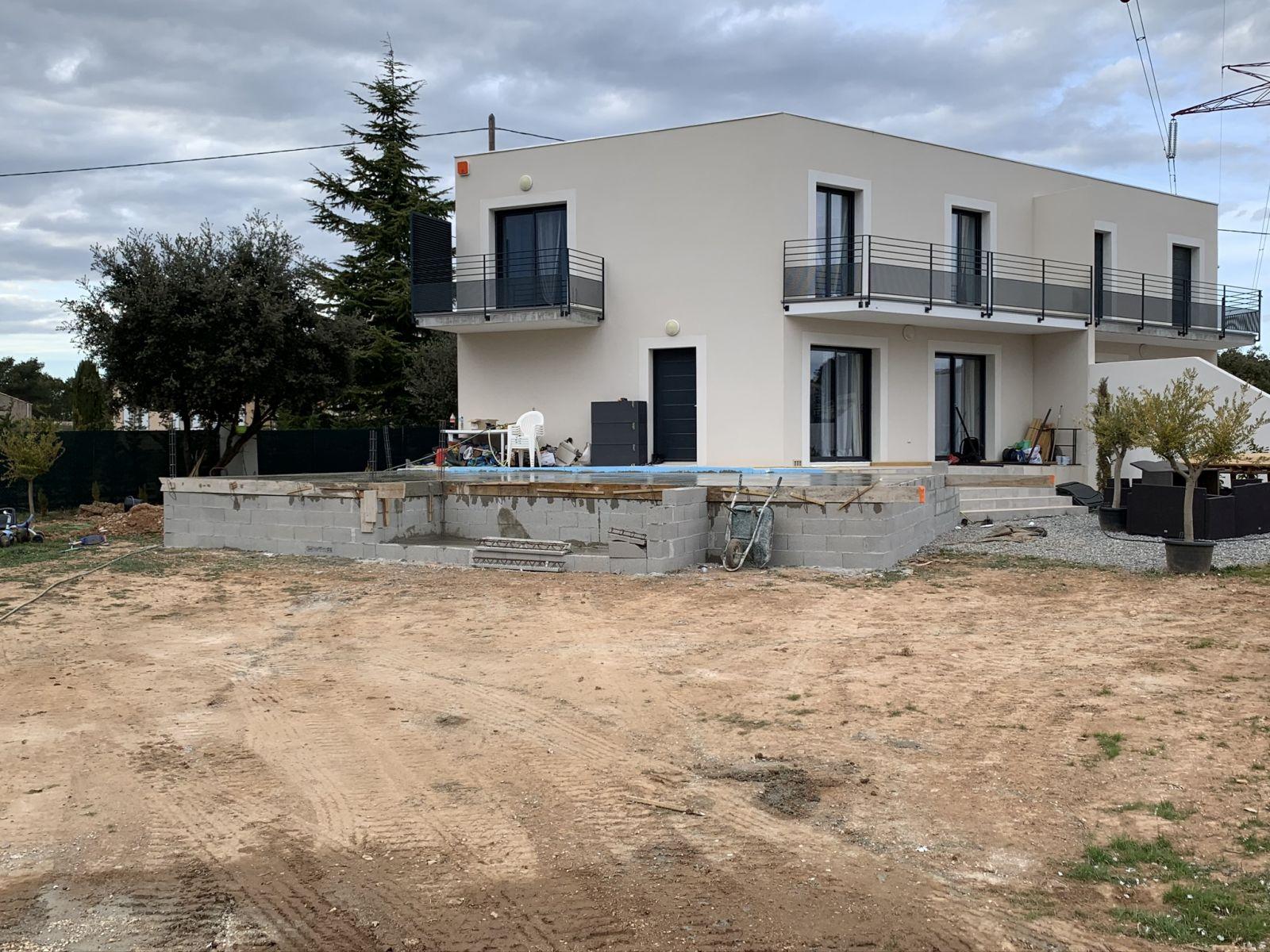 Entreprise De Maçonnerie Aix En Provence rénovaton façade istres, côte bleue, martigues 13